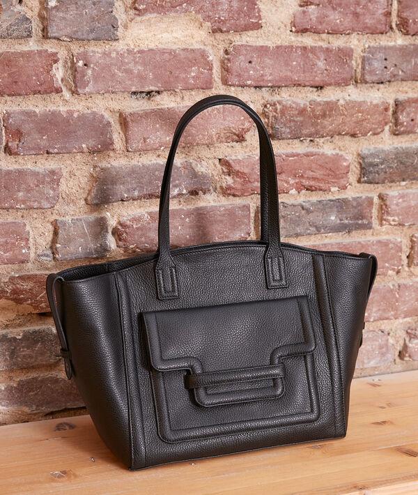 The Numéro 3 black  Iconic bag PhotoZ | 1-2-3