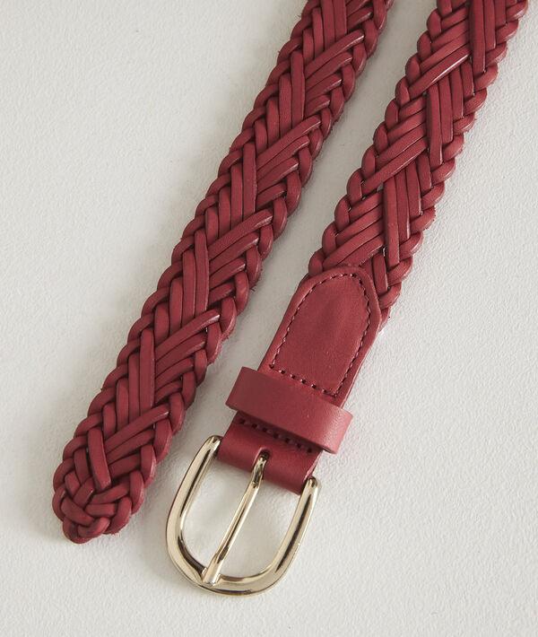 Atresse grenadine braided belt PhotoZ | 1-2-3