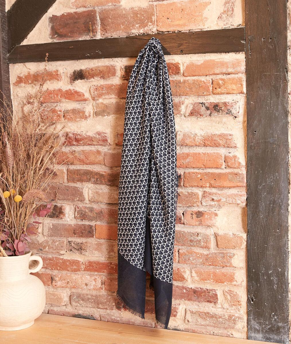 Houria printed scarf PhotoZ   1-2-3