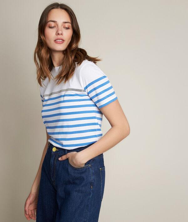 Raphael striped T-shirt PhotoZ | 1-2-3