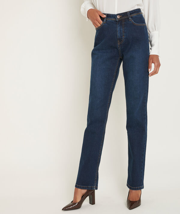 Sonia, the Original 123 raw used straight-fit jeans  PhotoZ   1-2-3