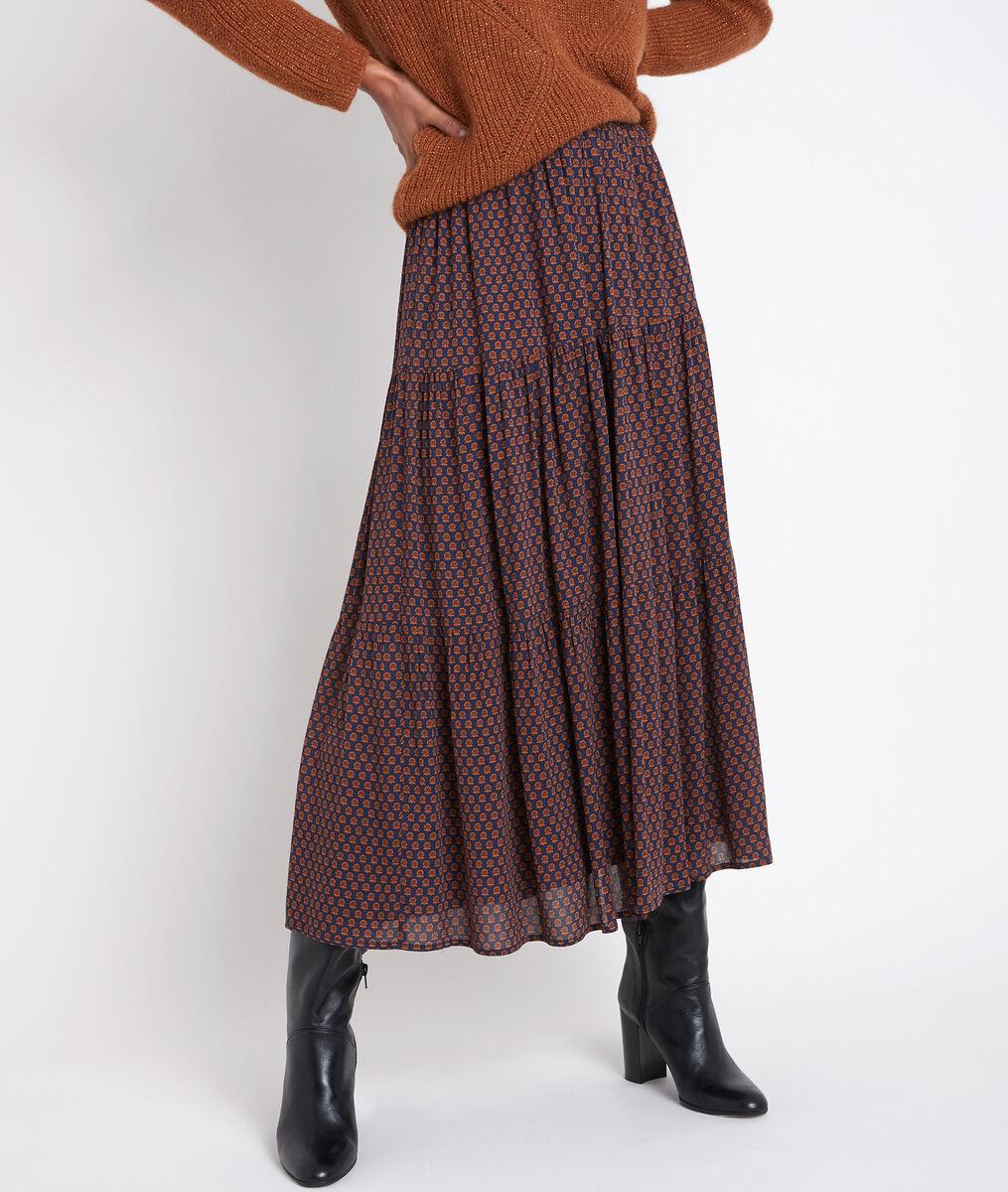 Georgiaa printed maxi dress PhotoZ | 1-2-3