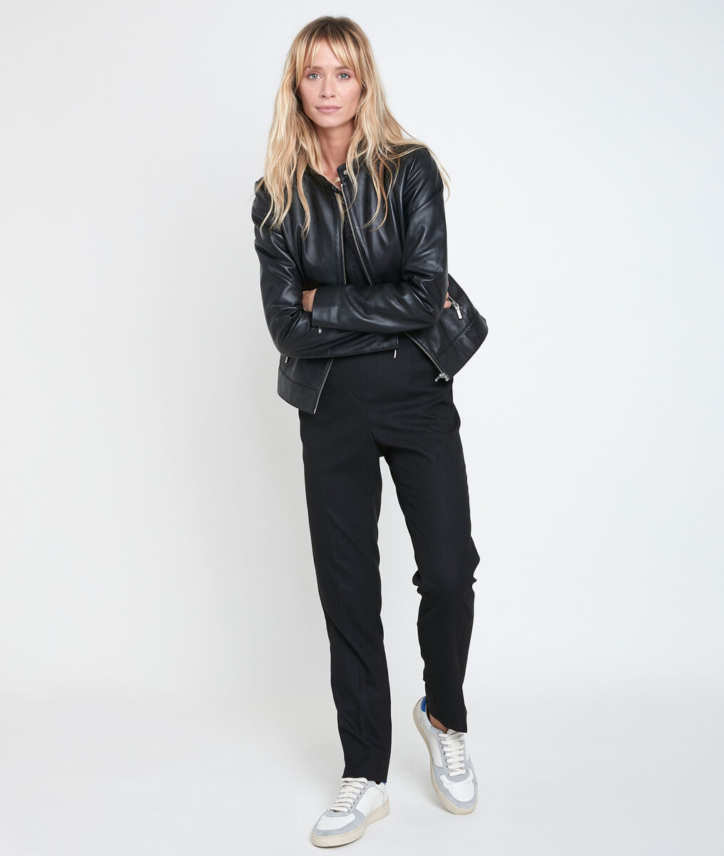 Tillia leather jacket PhotoZ | 1-2-3