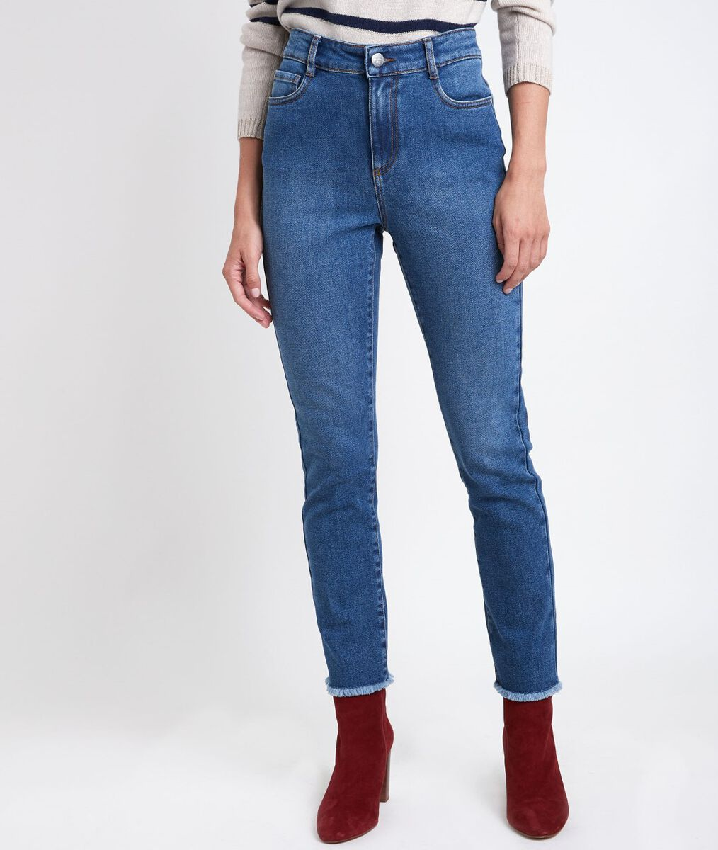 Patience raw cut jeans PhotoZ | 1-2-3