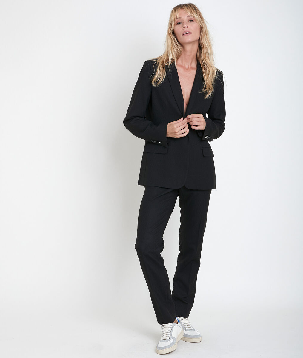 Harry fancy tapered-leg trousers PhotoZ | 1-2-3