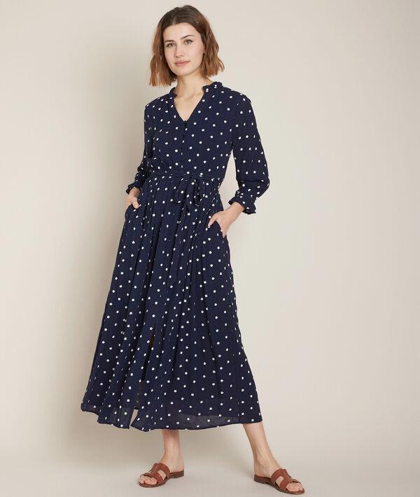 Cosiris embroidered maxi dress PhotoZ | 1-2-3