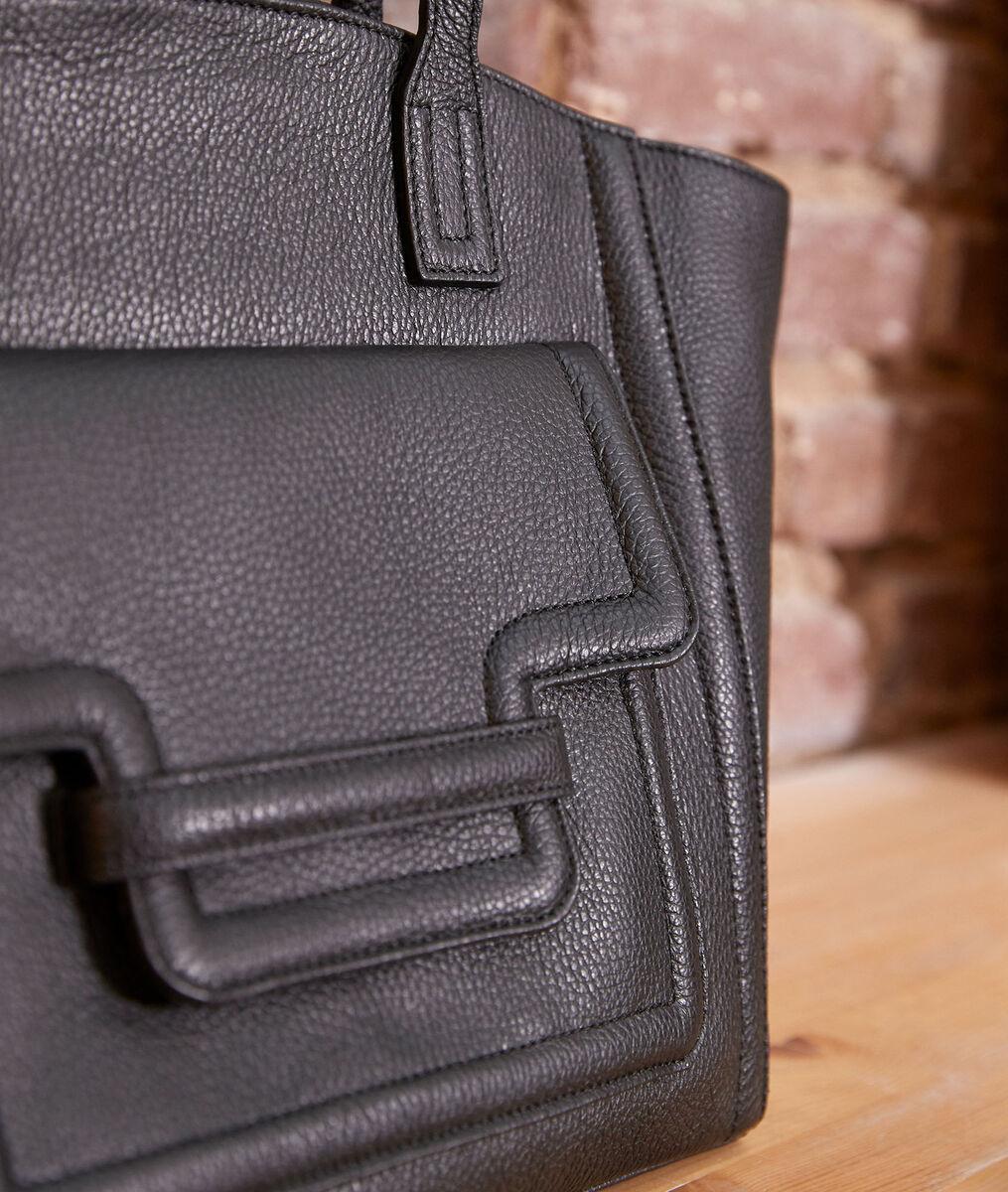 The Numéro 3 black  Iconic bag PhotoZ   1-2-3