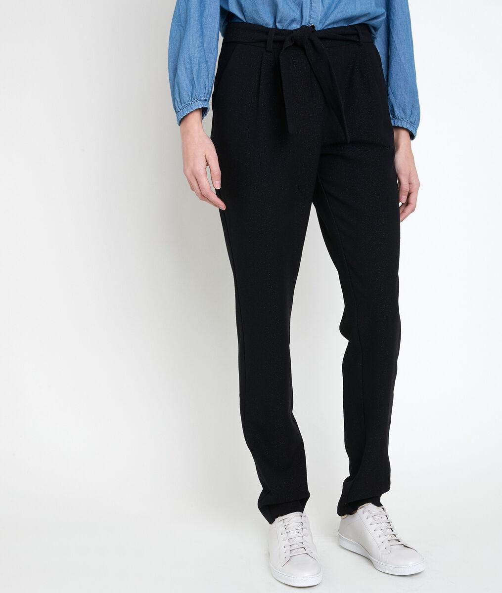 Feodor lurex carrot trousers PhotoZ | 1-2-3