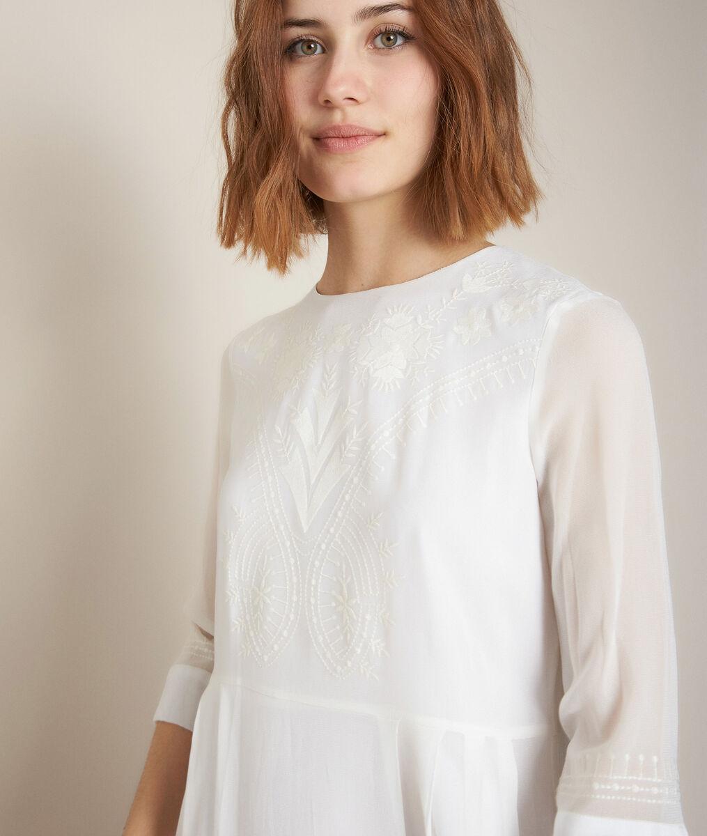 Celina embroidered dress PhotoZ | 1-2-3