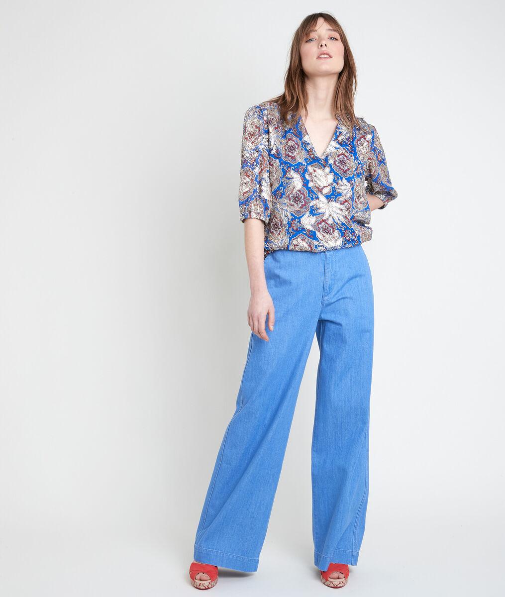 ANASTASIA wide leg jeans PhotoZ | 1-2-3