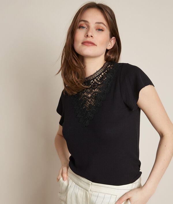 Romance lace T-shirt PhotoZ | 1-2-3