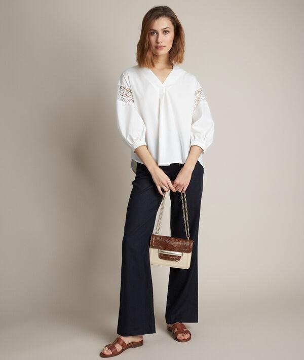 Veronica lace blouse PhotoZ | 1-2-3