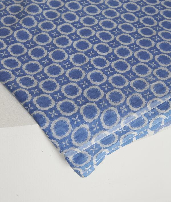 Constantinople printed scarf PhotoZ | 1-2-3