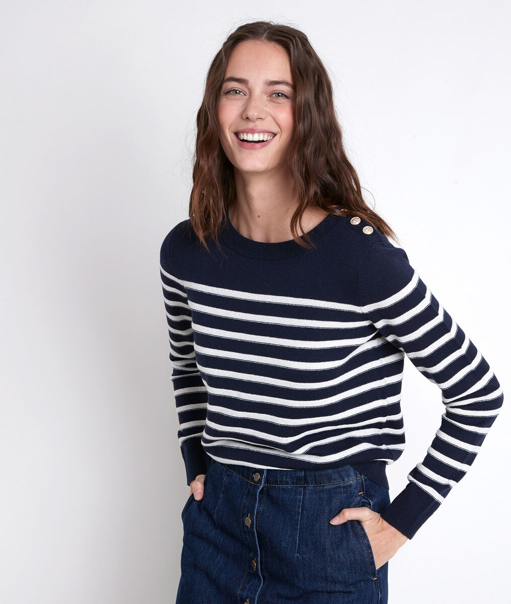 ALBAN striped jumper PhotoZ | 1-2-3