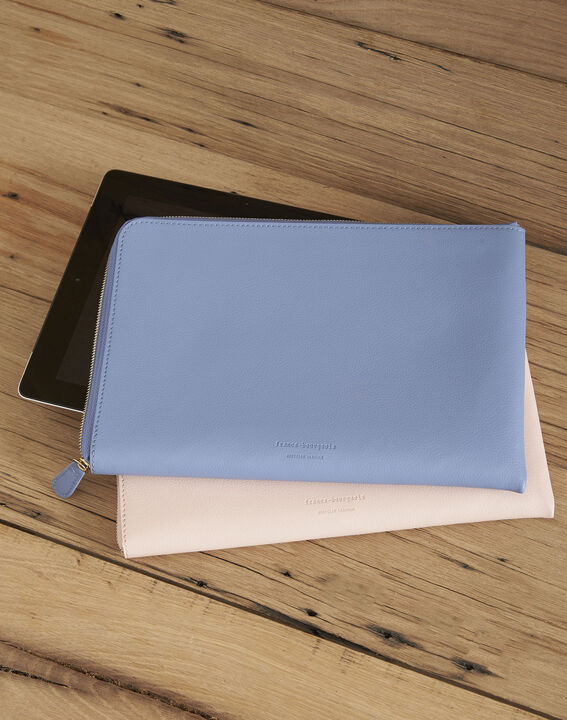 Brooklyn sky blue iPad case PhotoZ | 1-2-3