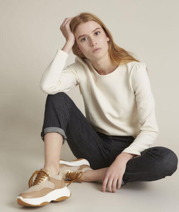 Rafale patterned sweatshirt PhotoZ | 1-2-3