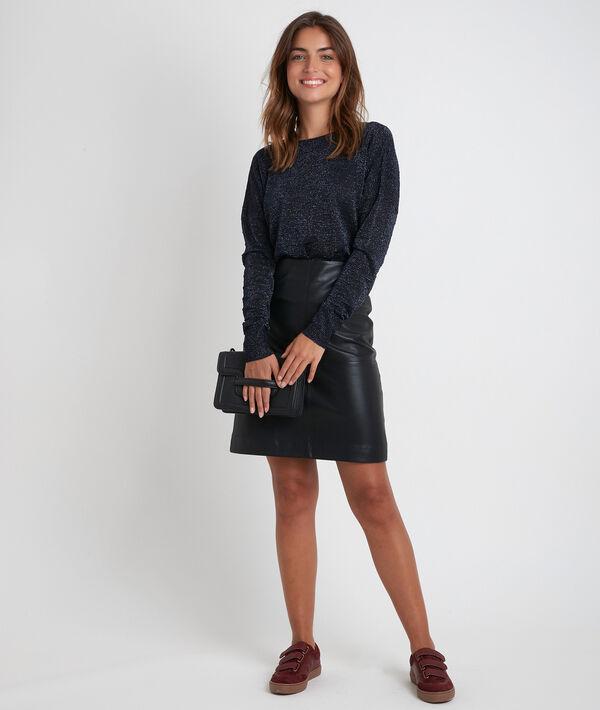Bossa leather skirt PhotoZ   1-2-3