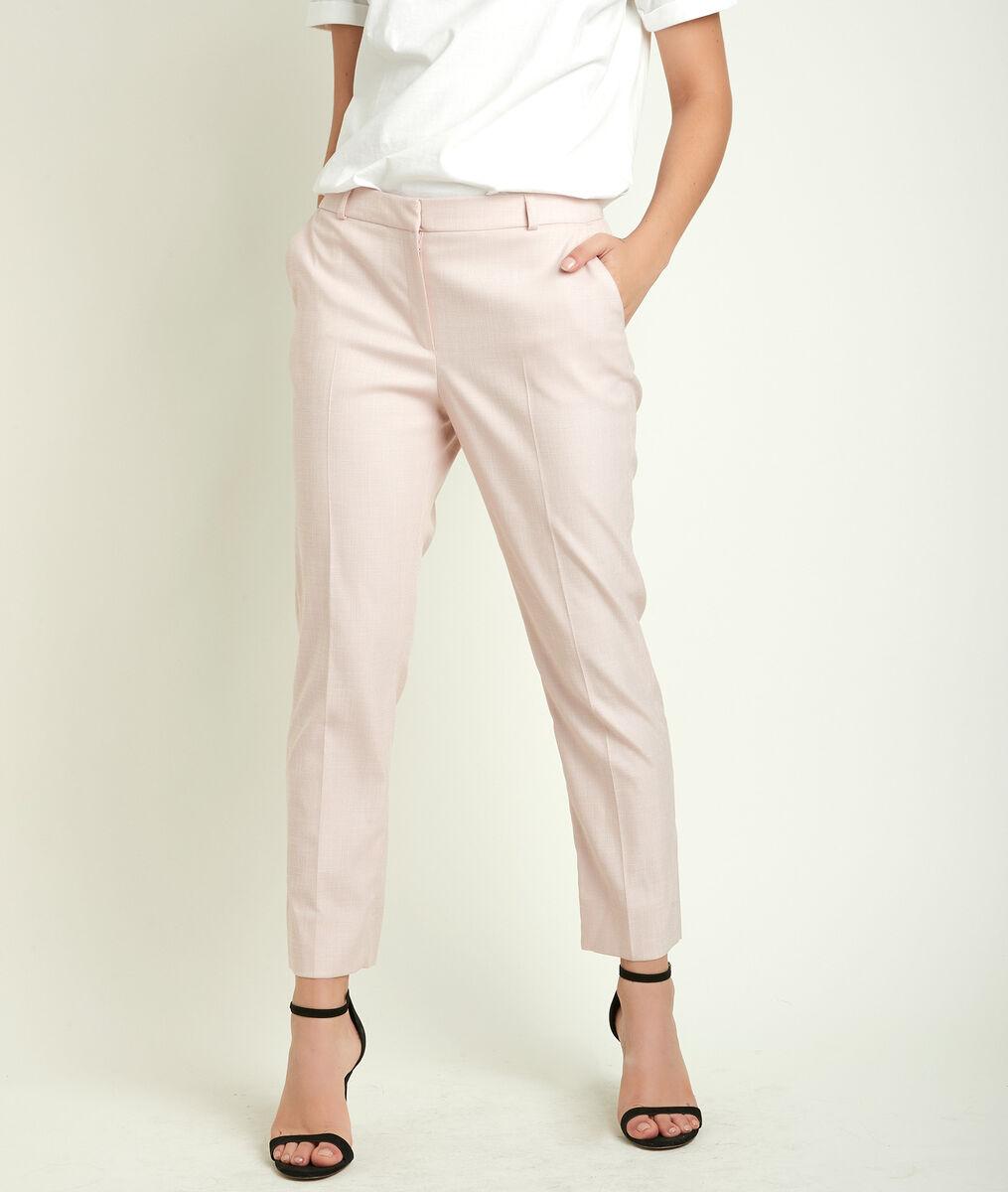 Suzanne nude cigarette trousers PhotoZ   1-2-3