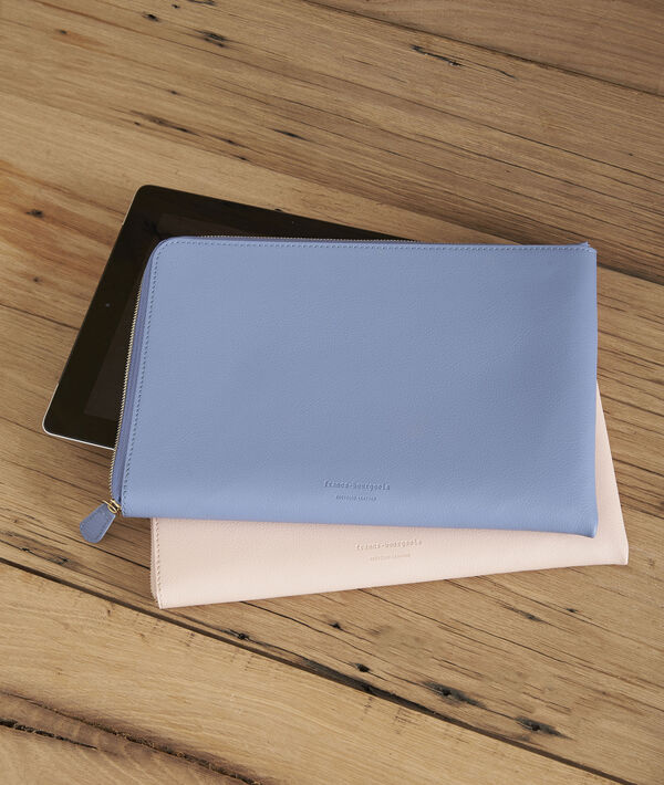 Brooklyn sky blue iPad case PhotoZ | 1-2-3