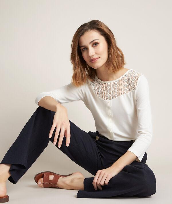 Roxie lace T-shirt PhotoZ | 1-2-3
