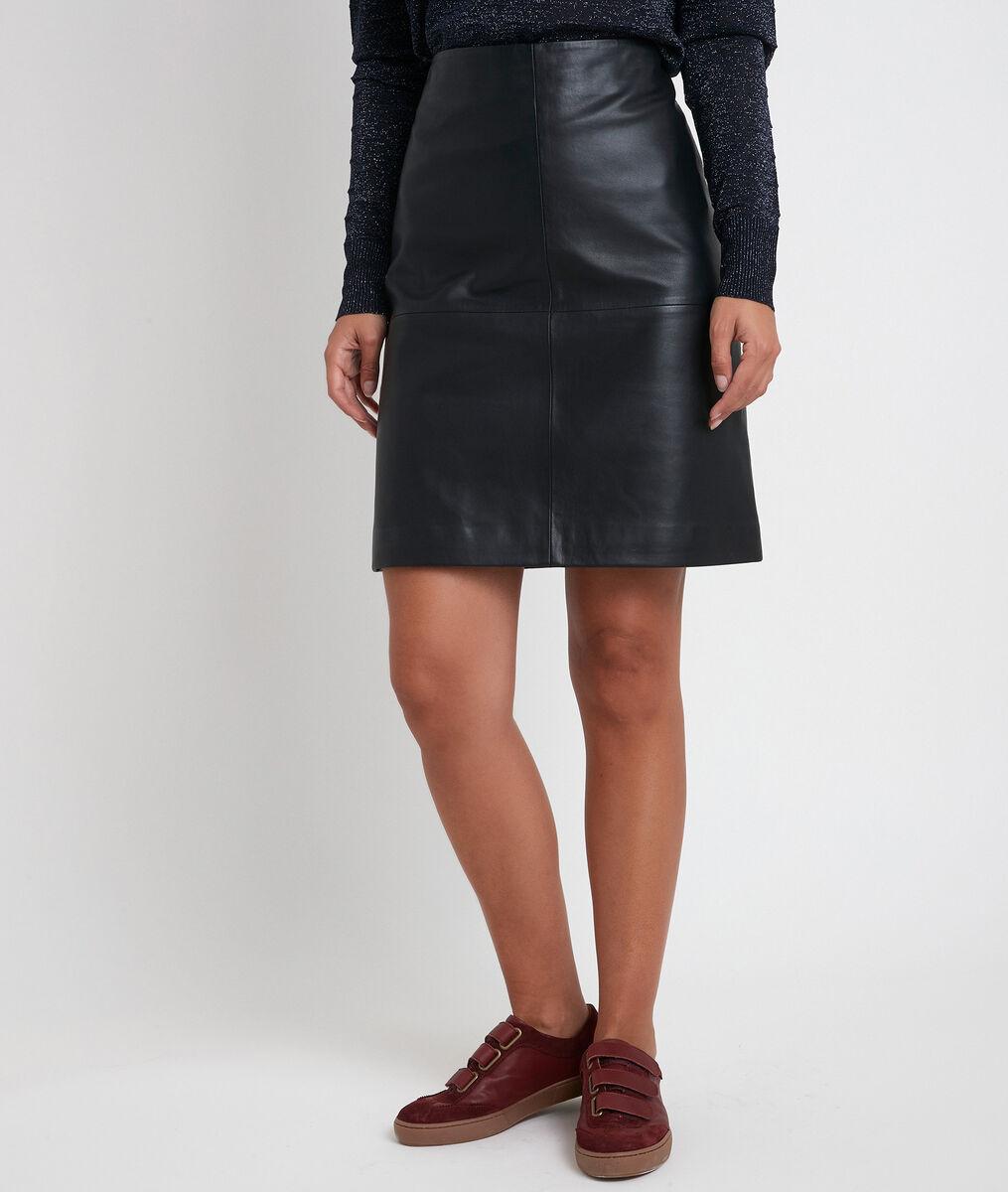 Bossa leather skirt PhotoZ | 1-2-3