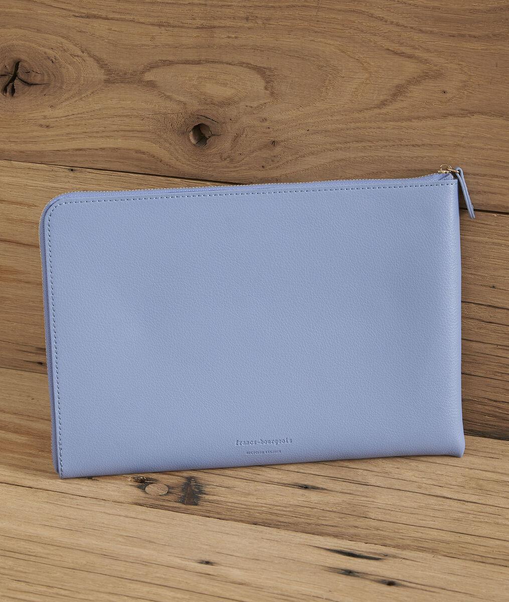 Brooklyn sky blue iPad case PhotoZ   1-2-3