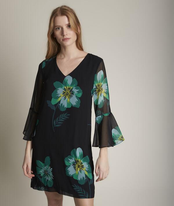 Astrid printed dress PhotoZ   1-2-3