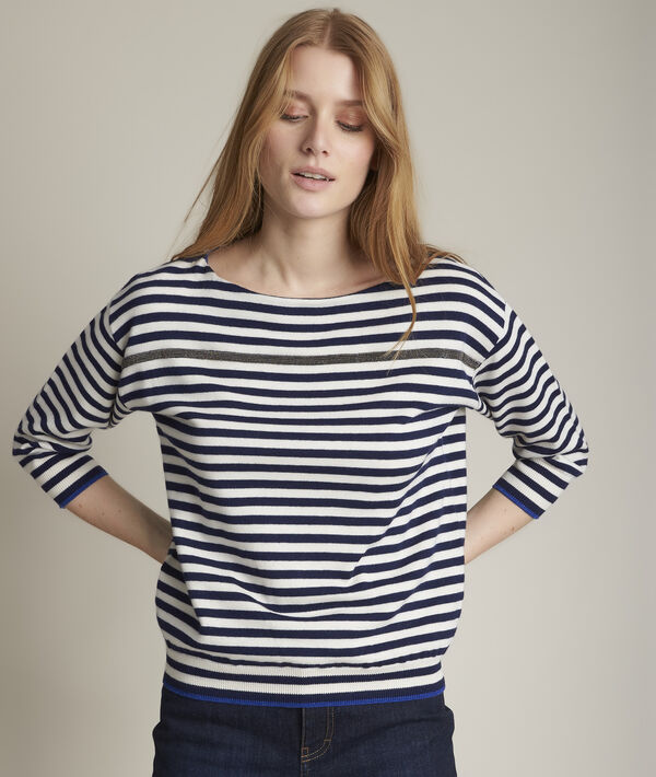 Dinero striped jumper PhotoZ | 1-2-3