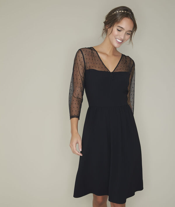 Rely fit-and-flare dress PhotoZ | 1-2-3