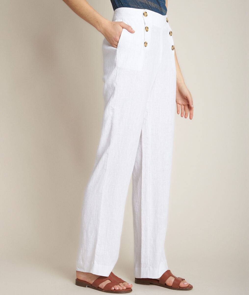 Iber linen sailor trousers PhotoZ | 1-2-3