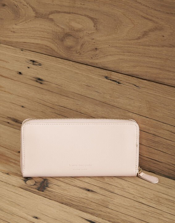 Leman pale pink wallet PhotoZ | 1-2-3