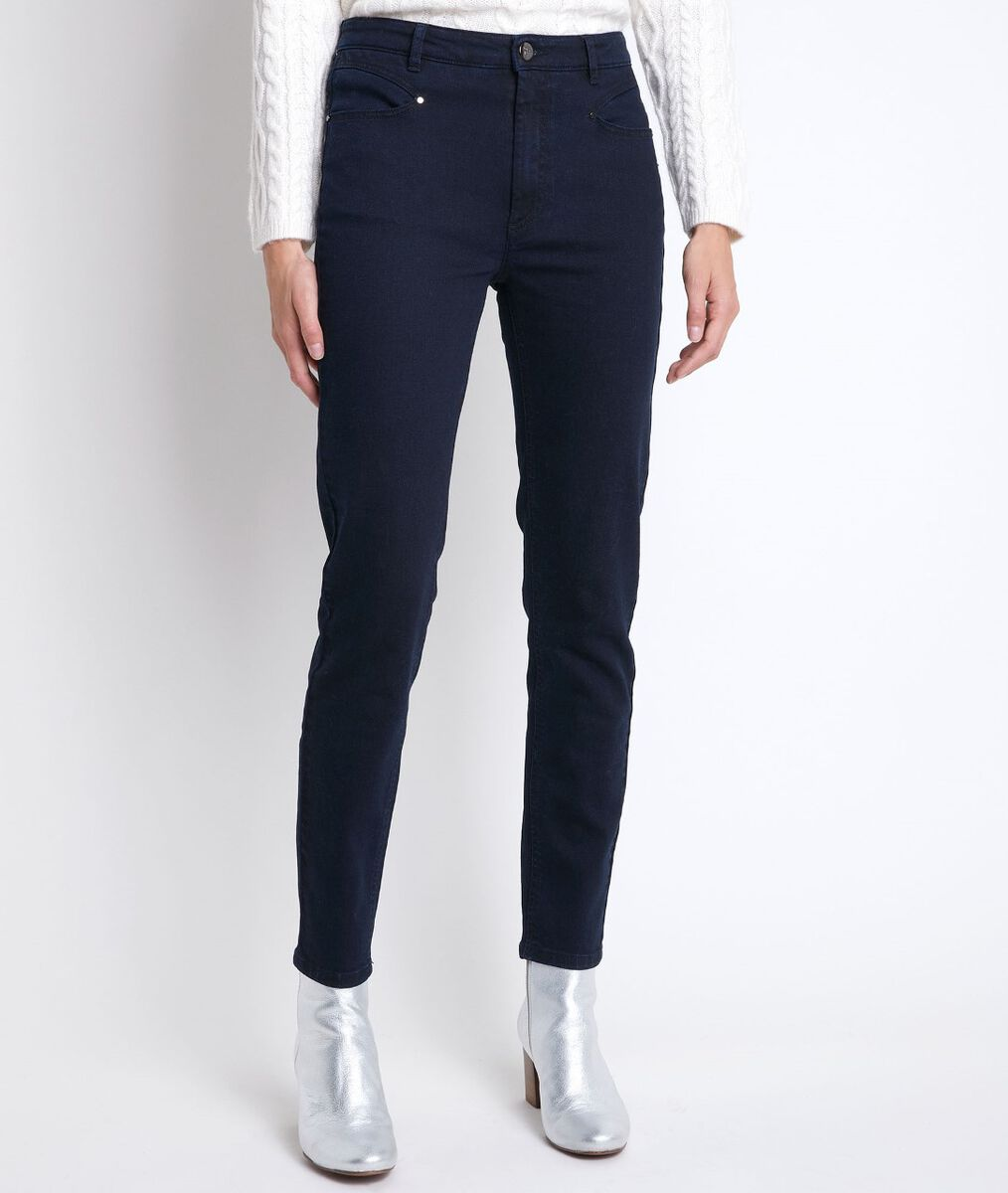 Honore, the iconic blue/black slim-fit jeans PhotoZ | 1-2-3