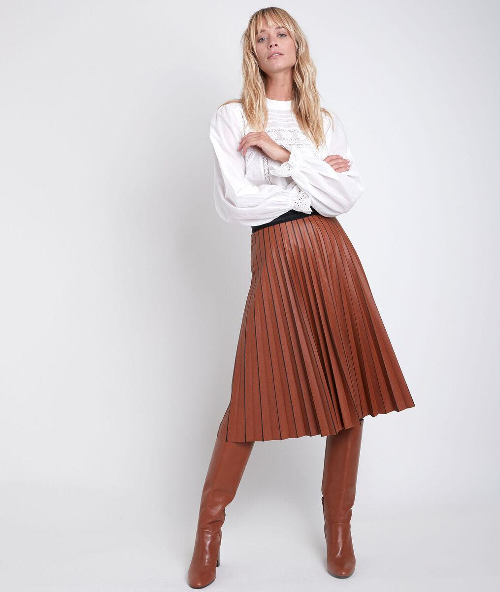 Jashi cotton lace blouse PhotoZ | 1-2-3