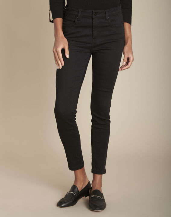 Sally, the audacious black skinny jeans PhotoZ | 1-2-3