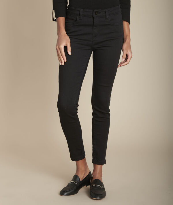 Sally, the audacious black skinny jeans PhotoZ | 1-2-3