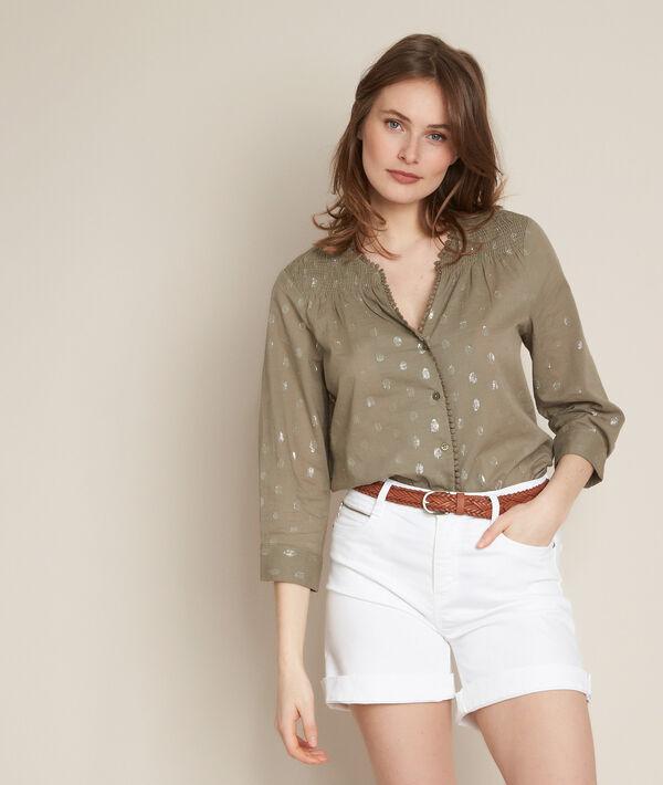Alma white shorts PhotoZ | 1-2-3