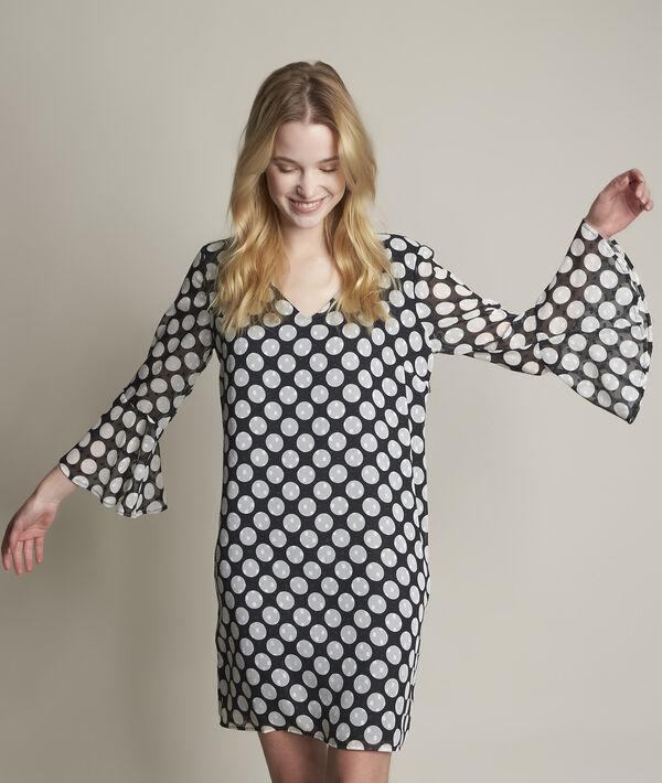 Astrid polka dot dress PhotoZ | 1-2-3