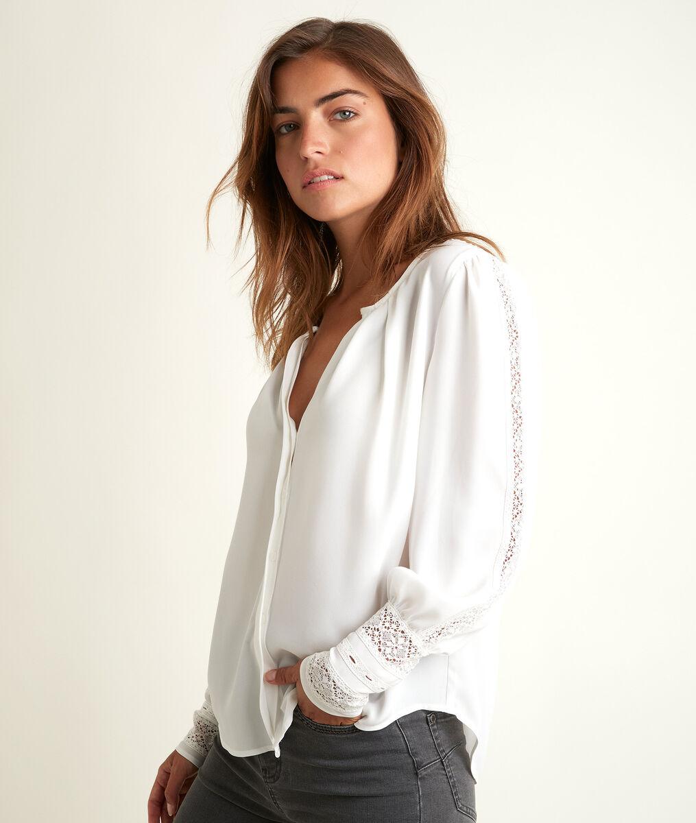 Jabi lace blouse PhotoZ | 1-2-3