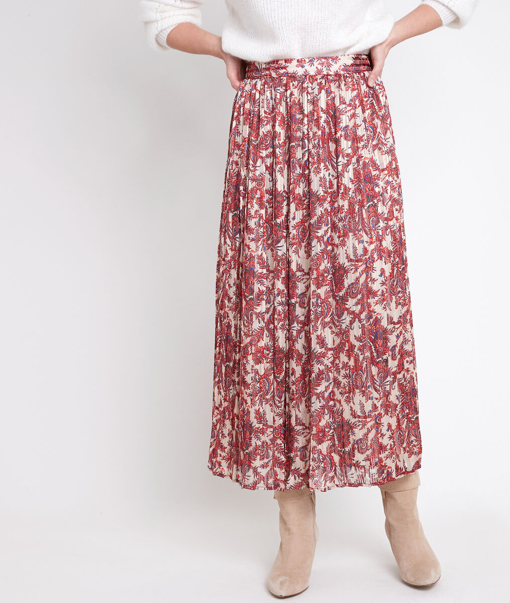 EVANA printed maxi dress PhotoZ | 1-2-3