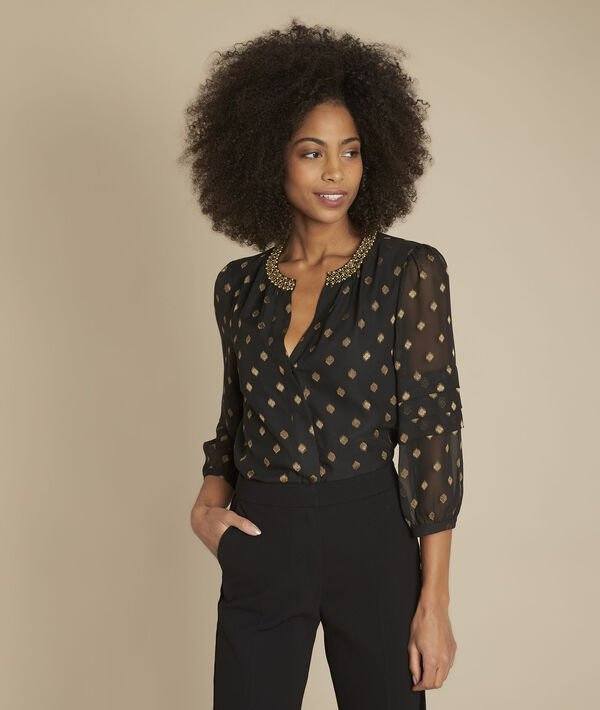 Madalen embroidered blouse PhotoZ | 1-2-3