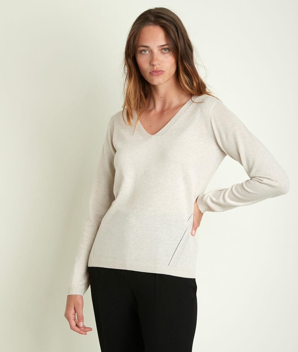 Ryo glossy thin pullover PhotoZ | 1-2-3