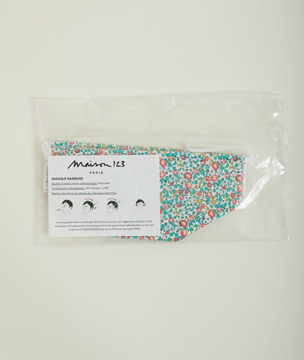 Washable textile barrier mask PhotoZ | 1-2-3