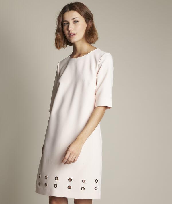 Corine dusty compact dress PhotoZ | 1-2-3
