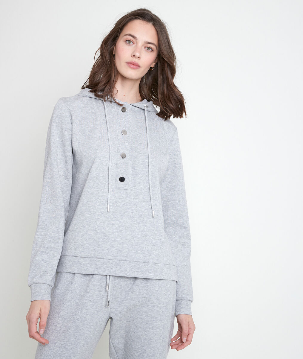 IGLOO grey sweatshirt PhotoZ | 1-2-3
