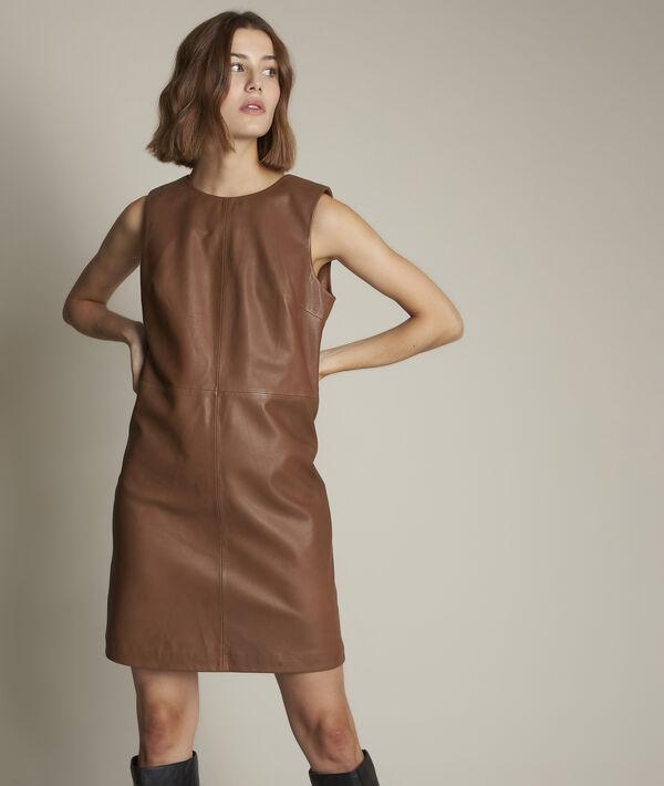 Izzie leather dress PhotoZ | 1-2-3
