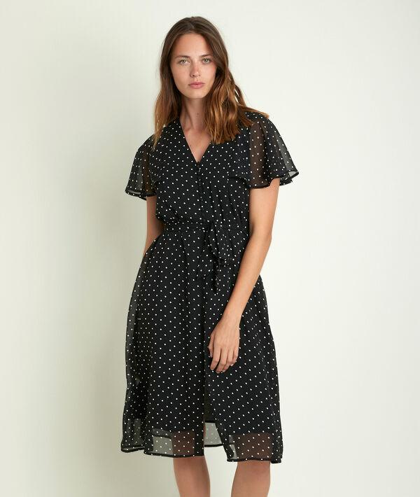 Carima polka dot midi dress PhotoZ | 1-2-3