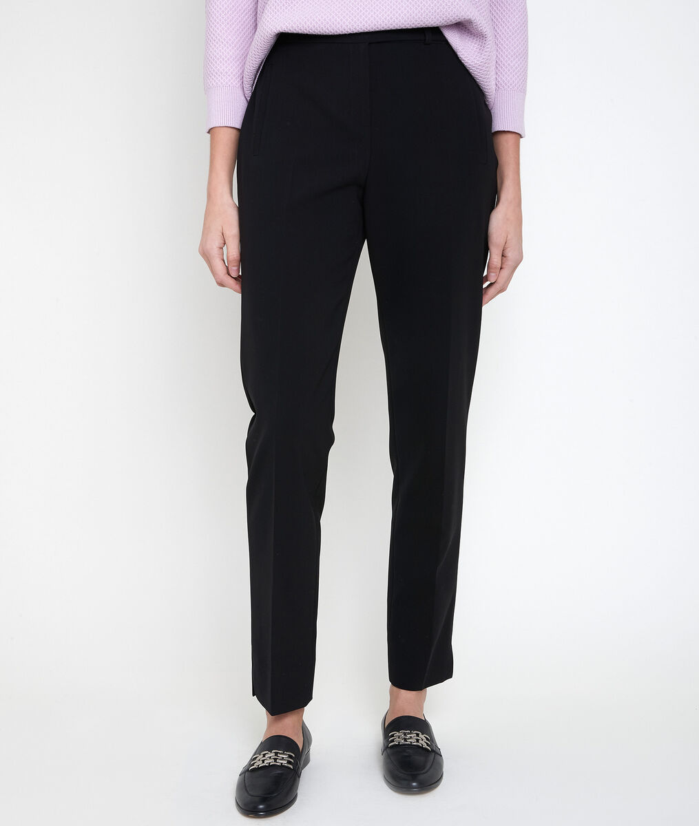 Lara microfibre cigarette trousers PhotoZ | 1-2-3