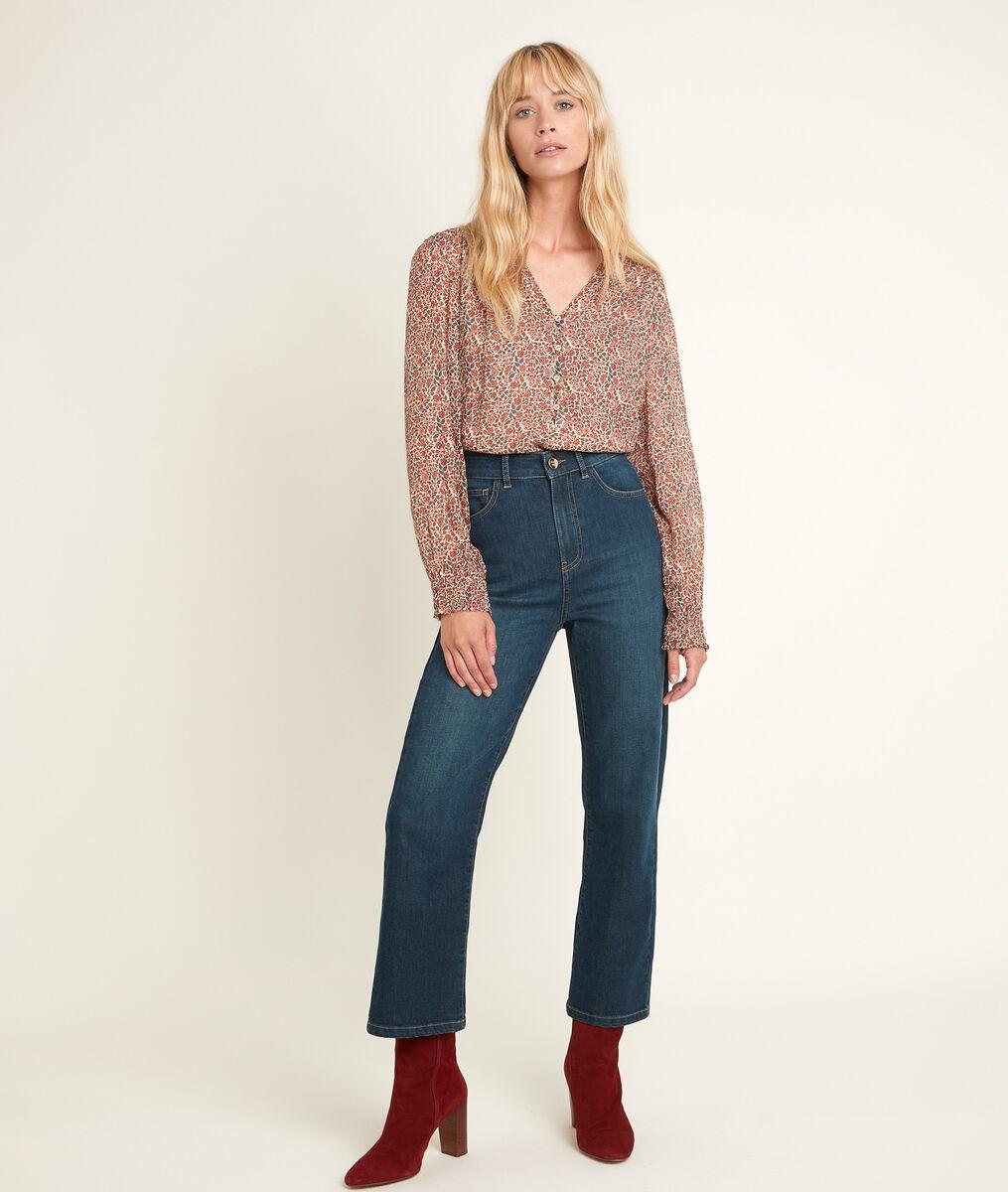 Pietro straight-leg cropped jeans PhotoZ   1-2-3