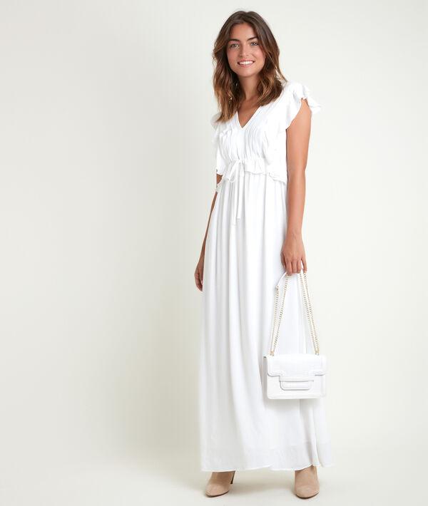Narma straight maxi dress PhotoZ | 1-2-3