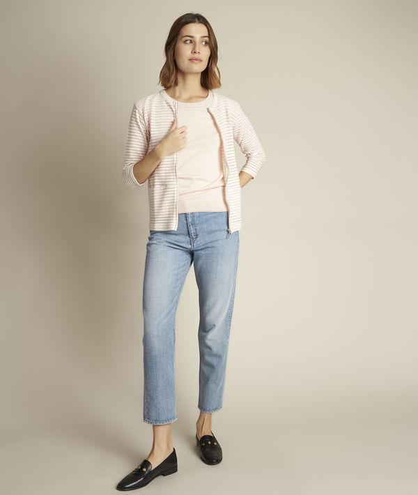 Diapason beige jumper PhotoZ | 1-2-3